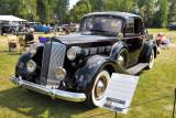 1937 Packard Super Eight Sport Coupe, owned by Edmund J. Meurer, Jr.