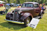 1937 Studebaker Dictator Coupe ... dictating the standard for its class, owned by Larry and Patricia Gardon