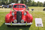 1936 Cadillac V8 Series 60 Business Coupe, owned by Fred Swan