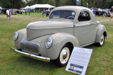 1941 Willys Americar Coupe, owned by Larry Smith
