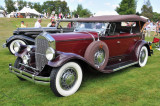 1930 Pierce-Arrow Model B Sport Phaeton, owned by Terry and Rita Ernest