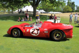 1967 Ferrari 330 P3/4 Spyder race car, owned by James M. Glickenhaus