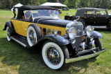 1931 Cadillac V12 Roadster, owned by Steve and Jan Witort