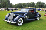 1937 Packard Twelve Convertible Coupe, owned by Raymond A. Majewski