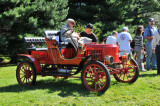 1908 Stanley Model EX Touring steam car