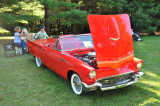 1957 Ford Thunderbird -- best of show - American