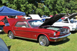1965 Ford Mustang notchback coupe
