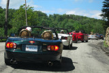 Miata Mountain Mania 2010, Seven Springs Mountain Resort, Western Pennsylvania