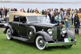 1934 Packard 1108 Dietrich Convertible Sedan (C-2: 1st), Paul E. Andrews, Jr., Fort Worth, Tex.