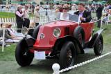 1924 Renault Labourdette Skiff (B: 3rd), owned by Dick DeLuna, Woodside, Calif.