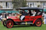 1909 Pierce-Arrow 48-SS 7-Passenger Touring (D-1: 1st), Lynette and Vaughn Vartanian, Northridge, Calif.