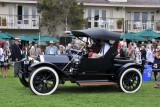 1913 Pierce-Arrow 38-C Runabout (D-1: 2nd), John and Aldo Bertolotti, Los Gatos, Calif.