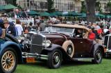 1930 Pierce-Arrow B Roadster (D-2: 3rd), George Teebay, Oakland, Calif.