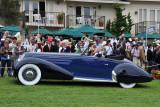 1930 Duesenberg J Graber Cabriolet (G:1st & Most Elegant Open Car Trophy), Sam and Emily Mann, N.J. - Best of Show Nominee