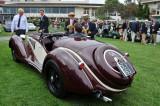 1936 Alfa Romeo 8C 2900A Spider (E-2: 3rd and Gwenn Graham Most Elegant Convertible Trophy), Simon Moore, London, England