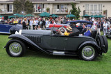 1931 Bugatti Type 50 Roadster (J1: 3rd), Gail and Henry Petronis, Easton, Maryland