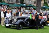 1934 Rolls-Royce Phantom II Continental Thrupp & Maberly Roadster (H: 1st), Jeffrey and Kathleen Moore, Houston, Tex.