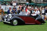1939 Lagonda V12 Rapide Open Tourer (J-3: 3rd), Eberhard Thiesen, Berlin, Germany