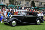 1935 Rolls-Royce Phanton II All Weather Drophead Coupe (H: 3rd), Robert M. Pass, St. Louis, Missouri