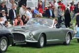 1953 Ferrari 342 America Pinin Farina Cabriolet (M-1: 3rd), Jack E. Thomas, St. Louis, Missouri