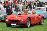 1953 Ferrari 375 MM Pinin Farina Spyder (L-2: 3rd), Andreas Mohringer, Salzburg, Austria