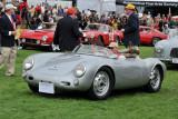 1956 Porsche 550 Spyder (L-2: 2nd and FIVA Postwar Award), Vijay Mallya, Mallya Collection, Sausalito, Calif.