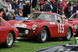 1961 Ferrari 250 GT SWB Scaglietti Berlinetta (M-3: 1st), J.M. Barone and V. Wong, Honesdale, Penn.