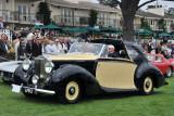 1947 Rolls-Royce Silver Wraith Saoutchik Sedanca Coupe (O-2: 2nd), Robert and Agata Matteucci, Jupiter, Florida