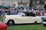 1949 Bentley Mark VI Worblaufen Drophead (O-2: 3rd), Dr. Peter Heydon, Ann Arbor, Mich.