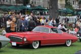 1954 DeSoto Adventurer II Ghia Coupe (P: 2nd), Chuck and Carol Swimmer, San Diego, Calif.