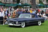 1957 Dual-Ghia Convertible (P: 3rd), Bebe Schudroff, Greenwich, Conn.
