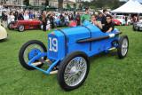 1920 Peugeot 3 Litre (W: 2nd), Carlos and Daniel Sielecki, Capital, Argentina