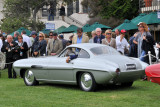 1953 Fiat 8V Supersonic Ghia Coupe (P: 1st), David and Ginny Sydorick, Beverly Hills, Calif.