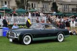 1952 Chrysler SWB Ghia Prototype Coupe (P; Art Center College of Design Award), Michael Schudroff, Greenwich, Conn.