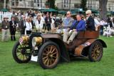 1902 Mercedes Simplex 28 HP Tourer (A; Mercedes-Benz Star of Excellence Award), The Keller Family, Petaluma, Calif.