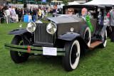 1928 Rolls-Royce Phantom I Brewster Town Car (H; Nethercutt Most Elegant Closed Car Trophy), Paul Hageman, Kirkland, Wash.