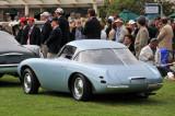 1952 Abarth 1500 Biposto Bertone B.A.T 1 (O-1; Gran Turismo Award), Chris and Angie Drake, Hampshire, England