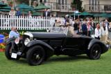 1929 Bentley Speed Six Park Ward Open Two-Seater (J-1: 1st), Arturo and Deborah Keller, Petaluma, CA  - Best of Show Nominee