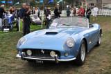 1961 Ferrari 250 GT SWB Spyder California Scaglietti (M-1; People's Choice Award), Andrew J. Pisker, London, England