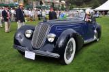 1930 Duesenberg J Graber Cabriolet (G: 1st & Most Elegant Open Car Trophy), Sam and Emily Mann, N.J. - Best of Show Nominee