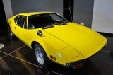 1971 De Tomaso Pantera, formerly owned by Elvis Presley, who bought it used in 1974 for then-girlfriend actress Linda Thompson