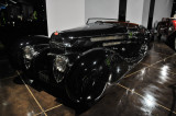1939 Bugatti Type 57C, French government's wedding gift to Prince of Persia; sold in 1959 out of shah's garage for $275