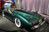 1952 Maverick Sportster, one of seven that were among the largest fiberglass vehicles ever built