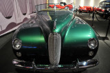 1952 Maverick Sportster, with Cadillac chassis, 1941 Cadillac bumpers, 1949 Lincoln headlight bezels, two 1940 La Salle grilles