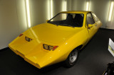 1974 Dale prototype, one of three used by transvestite con artist to raise $2 million; from Petersen Museum Collection (BR)