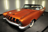 1955 Mercury D-528 Concept Car Beltone ... Ford research vehicle that appeared in 1964 Jerry Lewis movie The Patsy