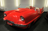 1951 Skorpion ... based on Crosley running gear and sold complete or as a kit for home assembly; gift of John A. Wills to museum