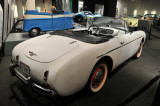1956 Volvo P-1900 ... first production P-1900 in U.S.; inspired by the Chevrolet Corvette; from collection of David R. Hunt