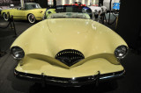1954 Kaiser-Darrin ... Fiberglass construction made Darrin's flamboyant design a reality.