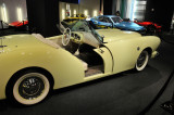 1954 Kaiser-Darrin ... Only 435 were built, in 1954, plus about 12 pre-production prototypes.